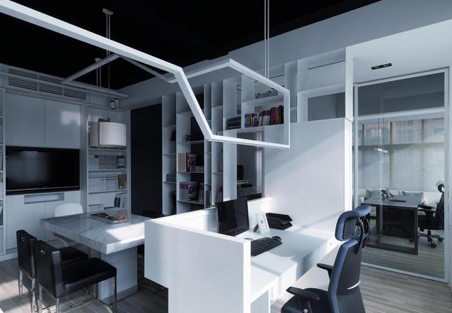 室内装修办公室方案编制 给你个办公室装修方案!