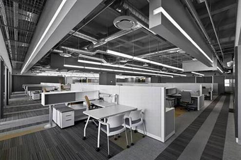 工业风办公室装修效果图