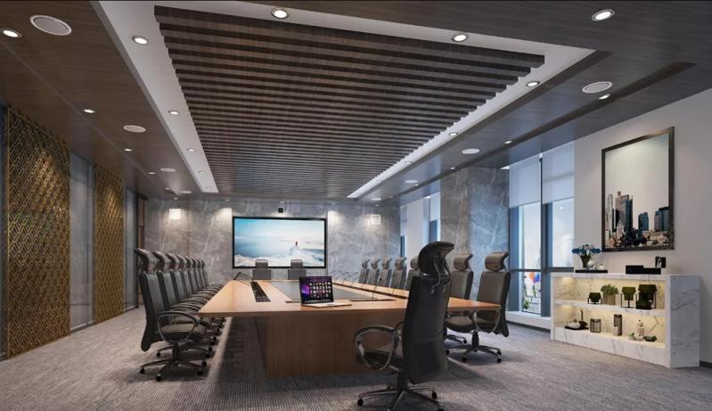集团总部办公楼设计效果图
