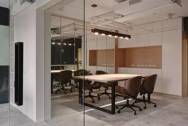 100平loft办公室装修效果图