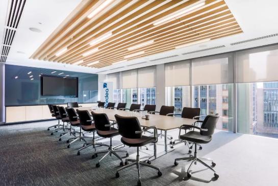 现代会议室装修效果图图片