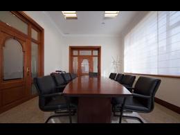 老式办公室装修设计效果图