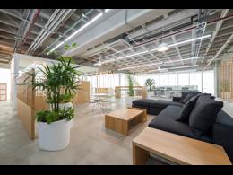 装修办公室地面有什么材料比较好?