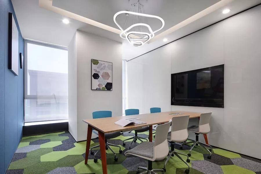 金融公司办公室设计图片