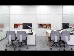 500平方米办公室装修效果图 500平方米办公室装修多少钱