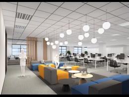 公司怎么装修才能提高办公环境?