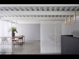 小户型办公室装修设计图 小户型办公室装修公司效果图