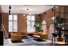 loft办公室装修 loft办公室装修效果图