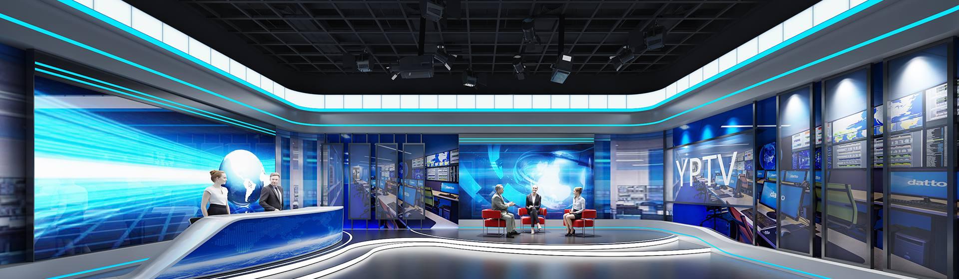 上海办公室设计公司图片